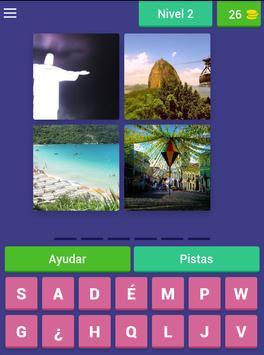 4 Fotos 1 Pais screenshot 14