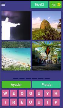 4 Fotos 1 Pais screenshot 2