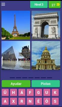 4 Fotos 1 Pais screenshot 3