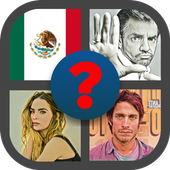 Famosos Mexicanos Quiz icon