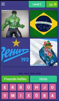 4 Bilder 1 Spieler screenshot 2