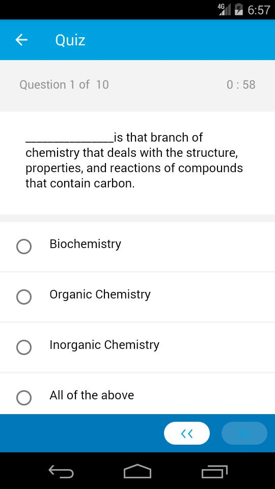 Learn Organic Chemistry for Android - APK Download