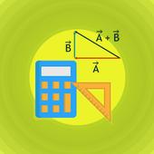 Learn Vector Algebra icon