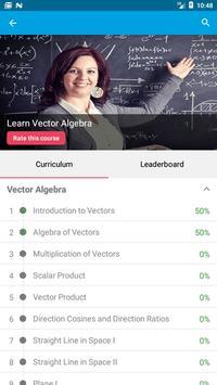 Learn Vector Algebra screenshot 2
