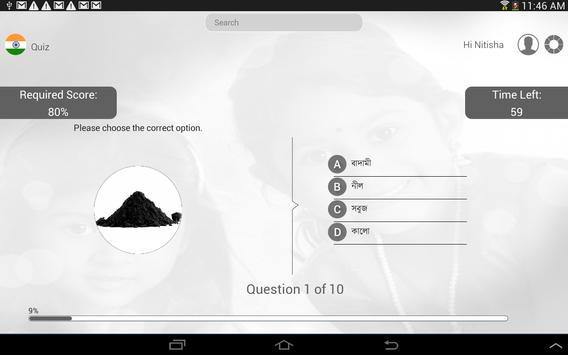 Learn Bengali screenshot 6