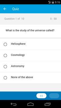 Learn Astronomy apk screenshot