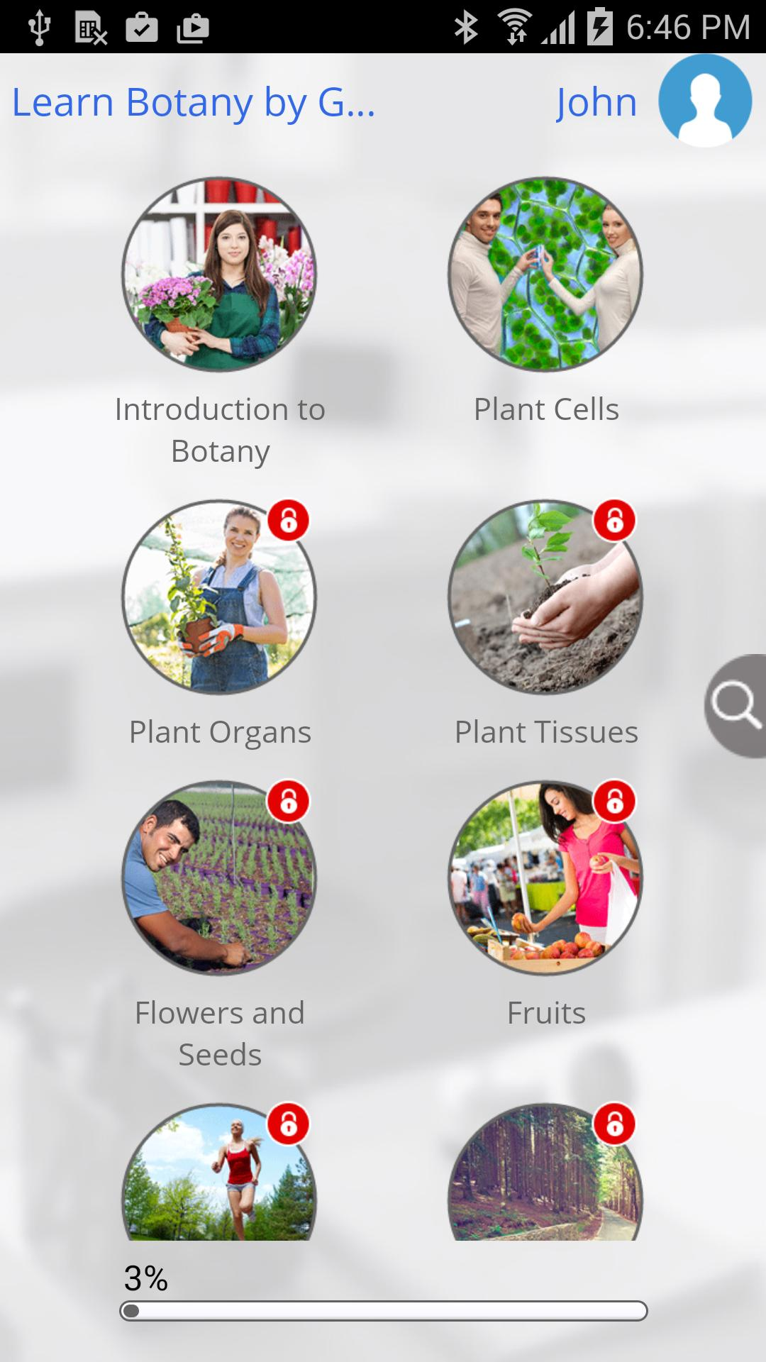 Learn Botany and Zoology for Android - APK Download