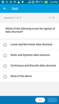 Learn Data Structure apk screenshot