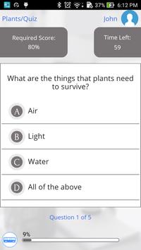 Grade 3 Science screenshot 6