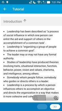 Leadership 101 screenshot 4