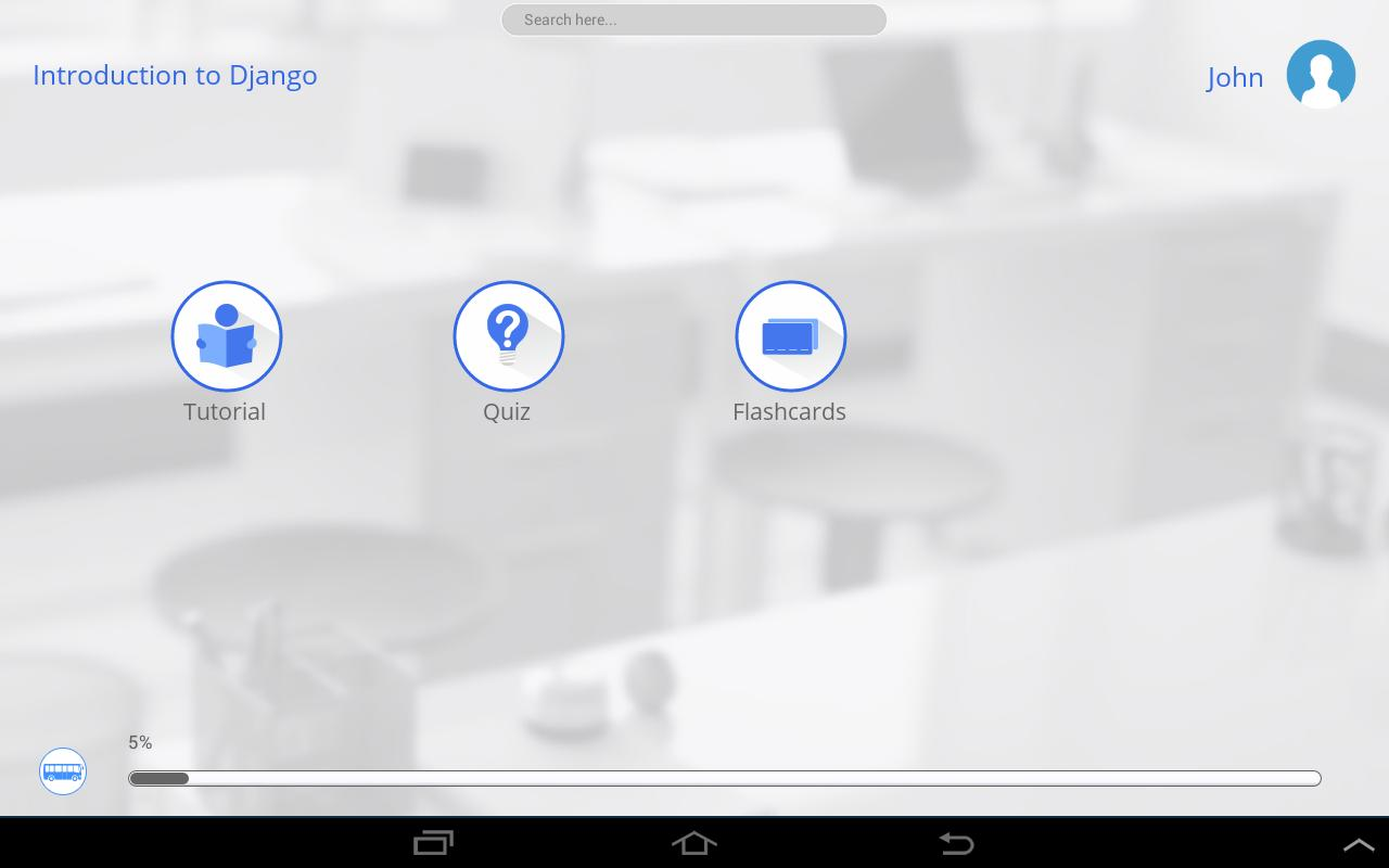 Learn Django and Python for Android - APK Download