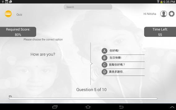 Learn Taishanese via videos screenshot 5