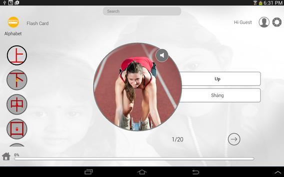 Learn Taishanese via videos apk screenshot