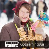 Learn Russian via Videos icon
