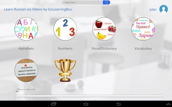 Learn Russian via Videos screenshot 11