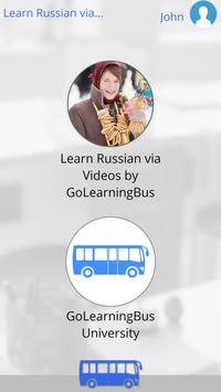 Learn Russian via Videos screenshot 2