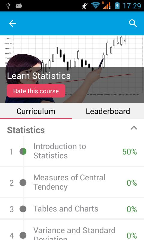Learn Statistics for Android - APK Download