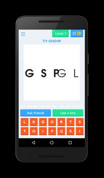 TV Show Quiz : Guess the TV Show Logo poster