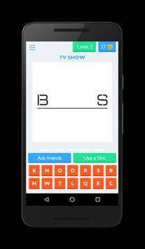 TV Show Quiz : Guess the TV Show Logo screenshot 2