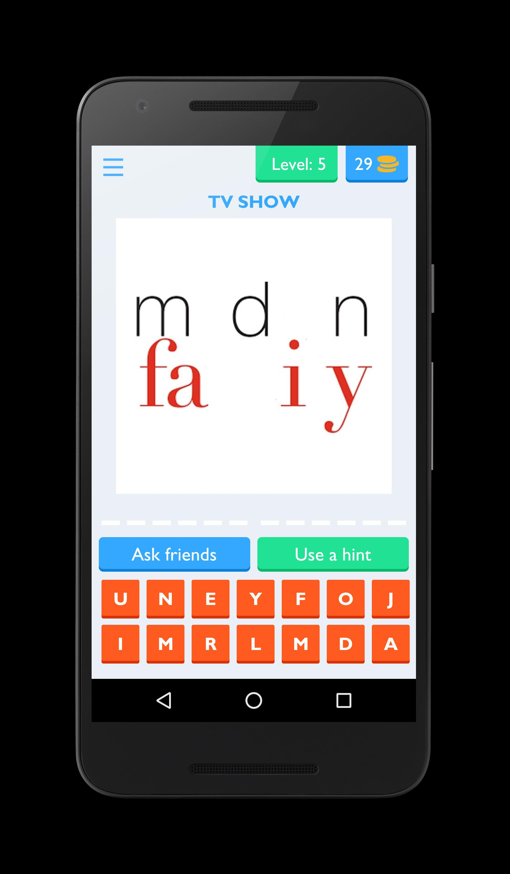 TV Show Quiz : Guess the TV Show Logo for Android - APK Download