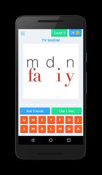 TV Show Quiz : Guess the TV Show Logo screenshot 4
