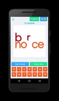 TV Show Quiz : Guess the TV Show Logo screenshot 5