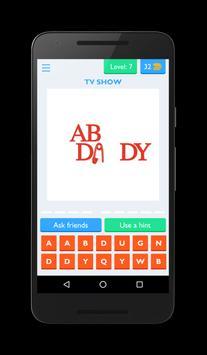 TV Show Quiz : Guess the TV Show Logo screenshot 6