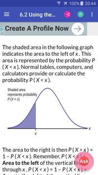 Introductory Statistics syot layar 2