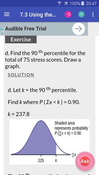 Introductory Statistics syot layar 4