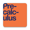 Precalculus Textbook, MCQ, Test Bank-icoon