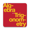 Algebra and Trigonometry Textbook & Question Bank أيقونة