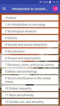 Introduction to Sociology syot layar 6