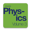 University Physics Volume 3 icon
