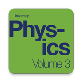 University Physics Volume 3 icono