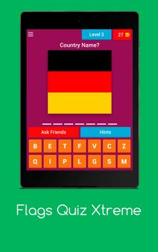 Flags Quiz Xtreme : Conquer screenshot 5