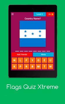 Flags Quiz Xtreme : Conquer screenshot 8