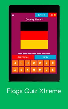 Flags Quiz Xtreme : Conquer screenshot 9