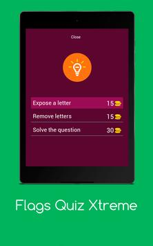 Flags Quiz Xtreme : Conquer screenshot 10