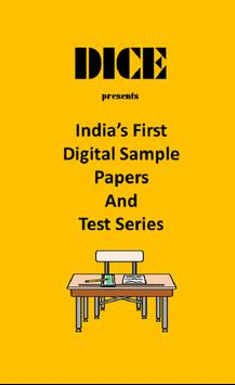 CBSE Digital Sample Paper and Test Series poster