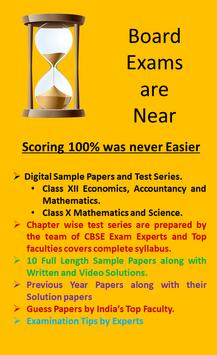 CBSE Digital Sample Paper and Test Series screenshot 1