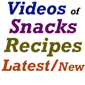 Quick and Easy Snacks Recipes icon