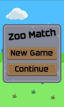 Zoo Match poster