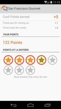 Quomai, loyalty & reward cards apk screenshot