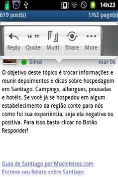 Mochileiros (Antigo) screenshot 3