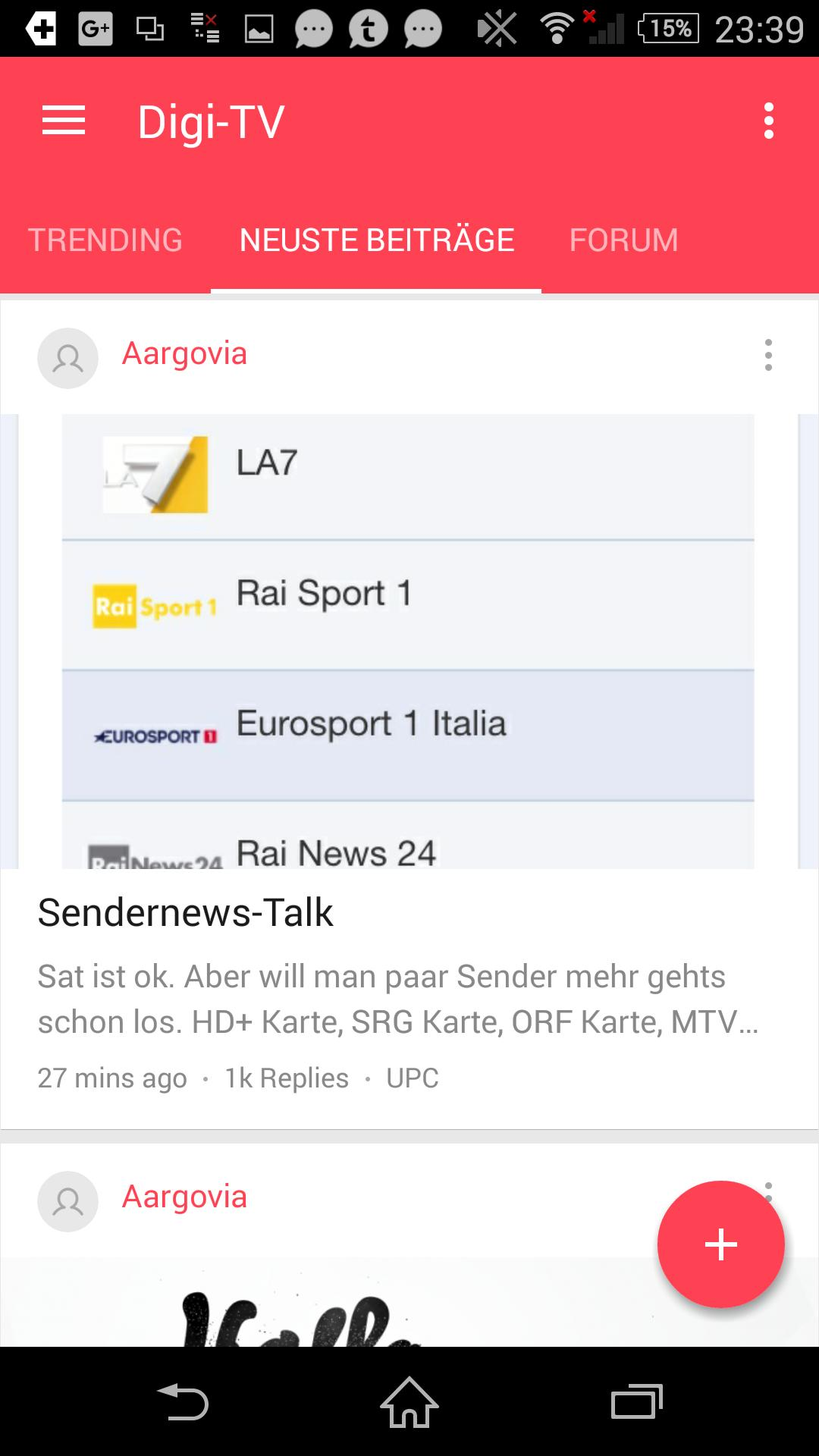 Digi-TV ch for Android - APK Download