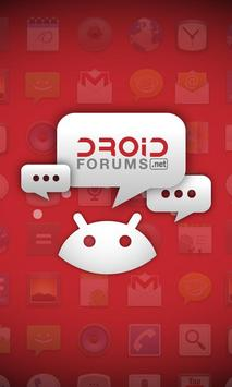 Droid Forums poster