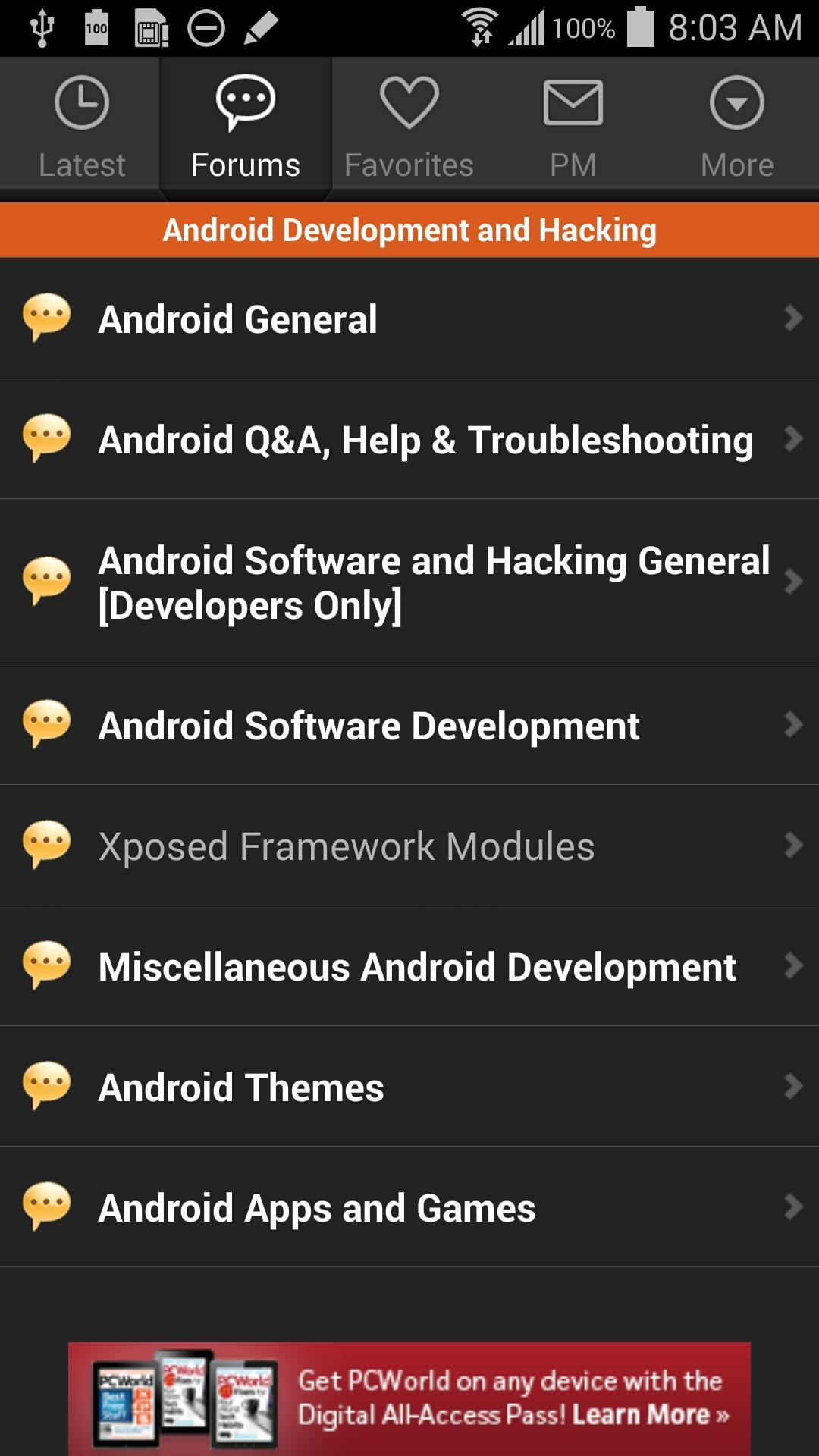 XDA for Android 2 3 for Android - APK Download