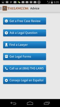 Law Dictionary / Guide apk screenshot