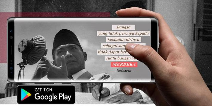 Quote Soekarno first president of indonesia screenshot 3