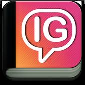 Caption IG Free icon